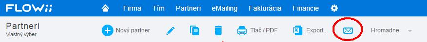 Klasický email