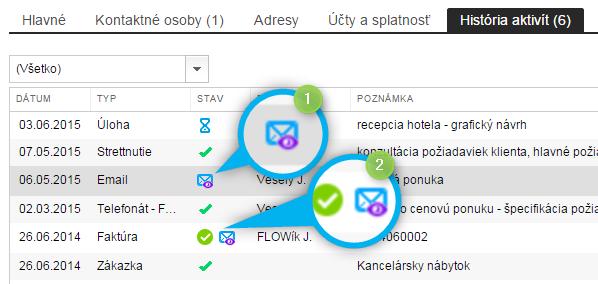S FLOWii i klasický email odesíláte jako profesionál