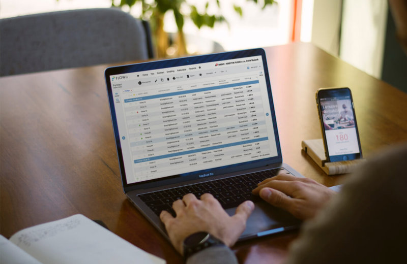 Az ERP rendszer és annak használata