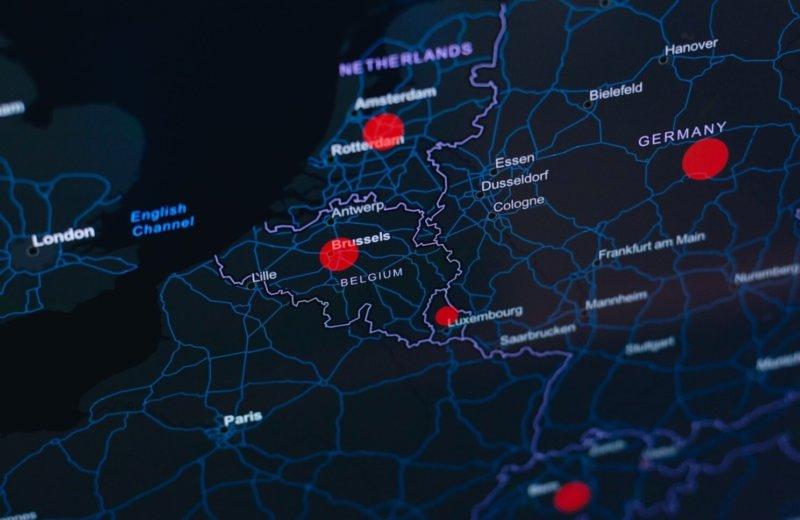 Data o zákaznících v přehledné analytické mapě